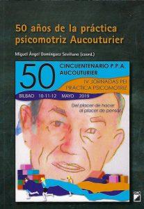 Locandina cinquantenario Pratica Psicomotoria Aucouturier